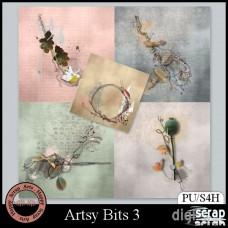 Artsy Bits 3 templates