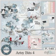 Artsy Bits 4 bundle