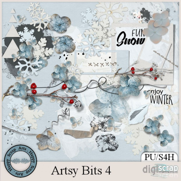 Artsy Bits 4 kit