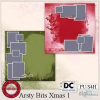 Artsy Bits Xmas 1 templates