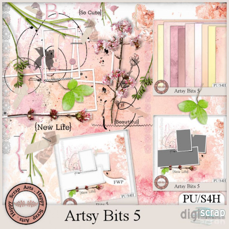 Artsy Bits 5