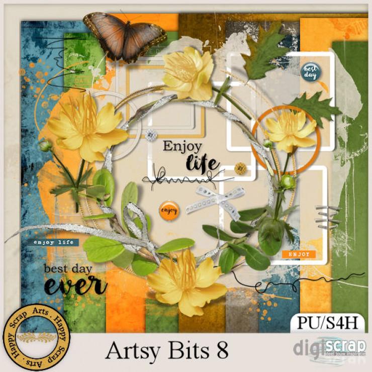 Artsy Bits 8