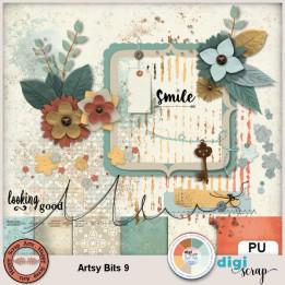 Artsy Bits 9 kit