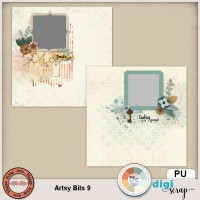 Artsy Bits 9 templates