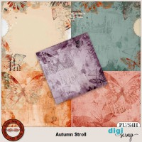 Autumn Stroll Artsy Papers