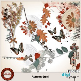 Autumn Stroll clusters