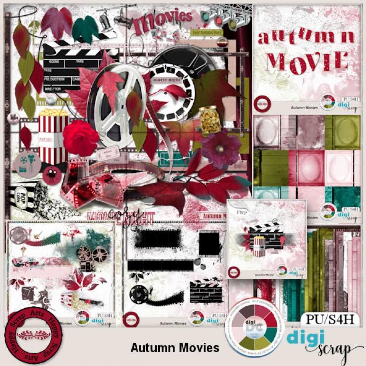 Autumn Movies bundle