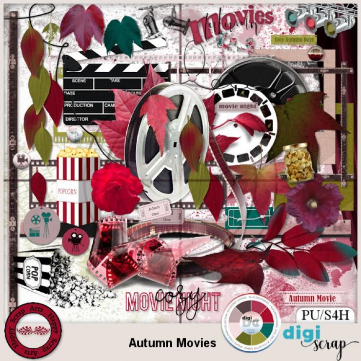 Autumn Movies elements