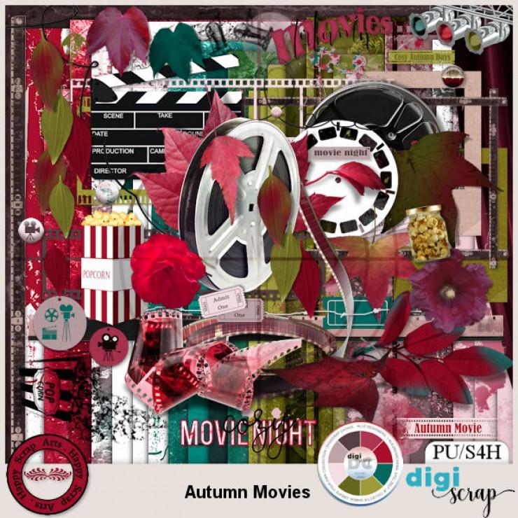 Autumn Movies kit