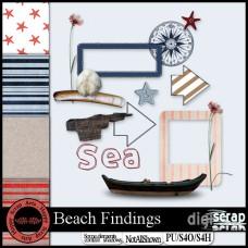 Beach Findings add on