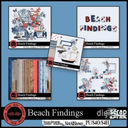 Beach Findings bundle