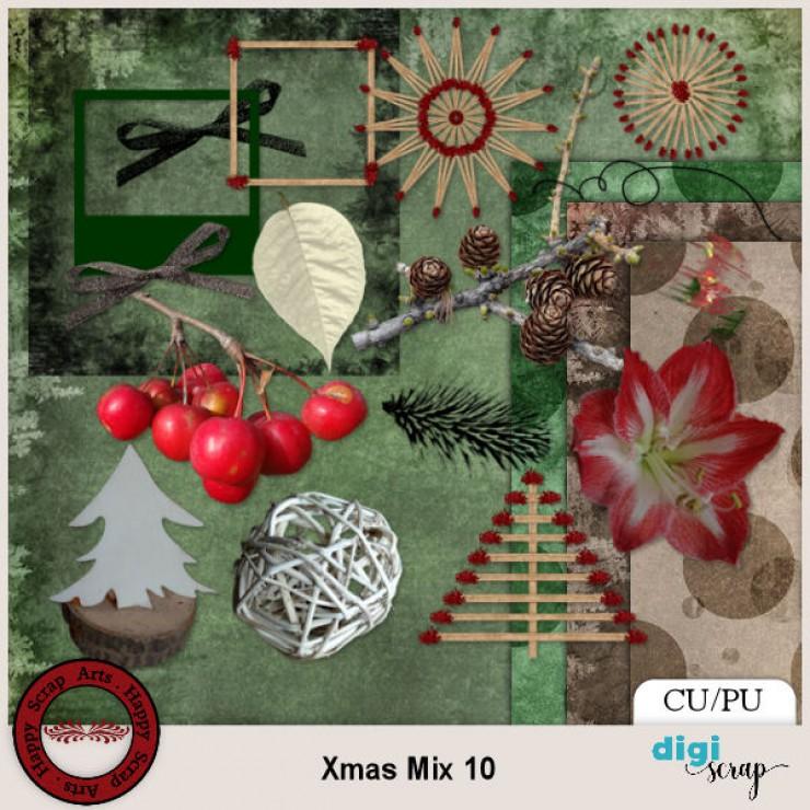 Xmas Mix 10