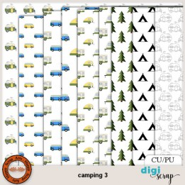Camping 3 Overlays