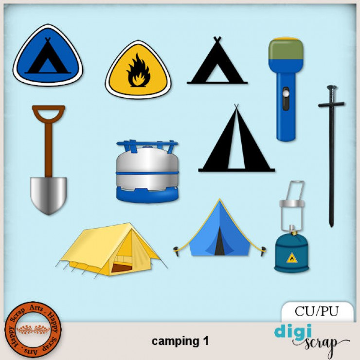 Camping 1 Elements