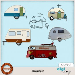 Camping 2 Elements