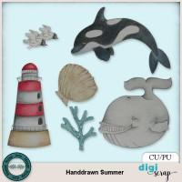 Handdrawn Summer