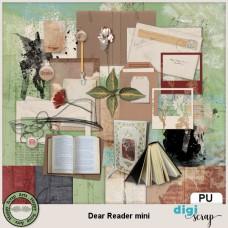 Dear Reader mini
