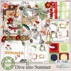 Dive into Summer bundle