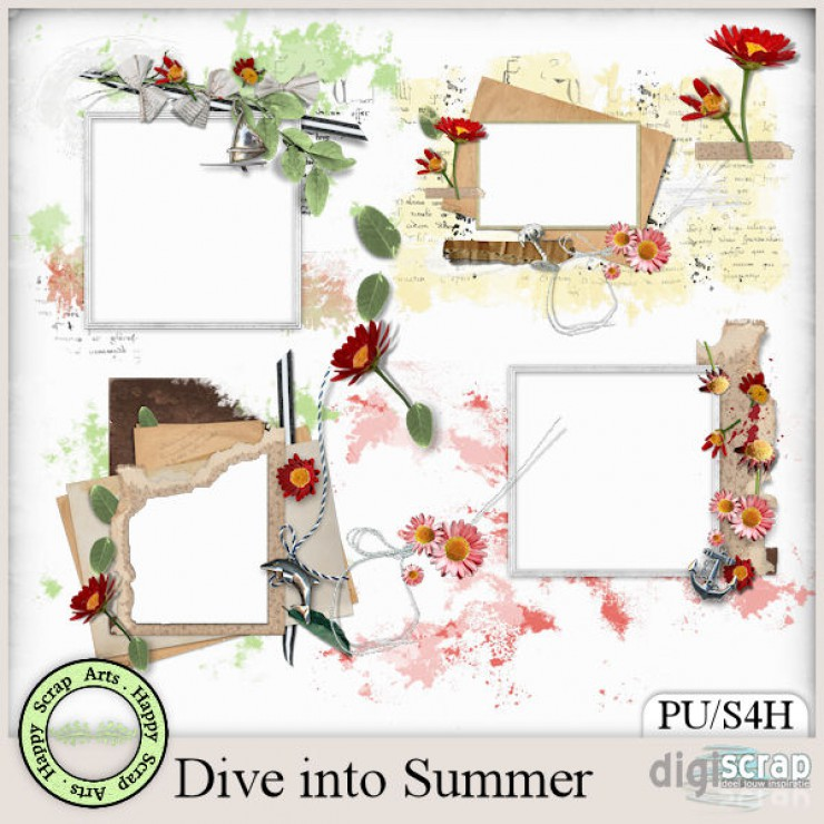 Dive into Summer clusters