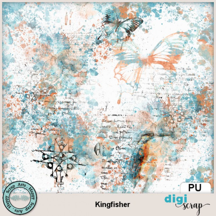 Kingfisher overlays