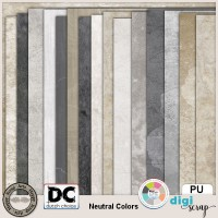 Neutral Colors papers