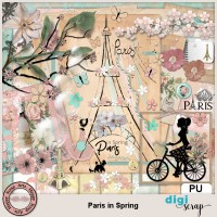 Paris in Spring kit
