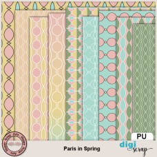 Paris in Spring papers 2
