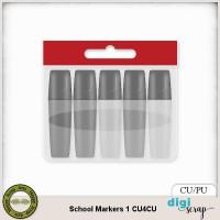 School 2 markers template CU4CU