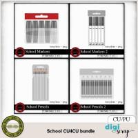 School templates Bundle CU4CU