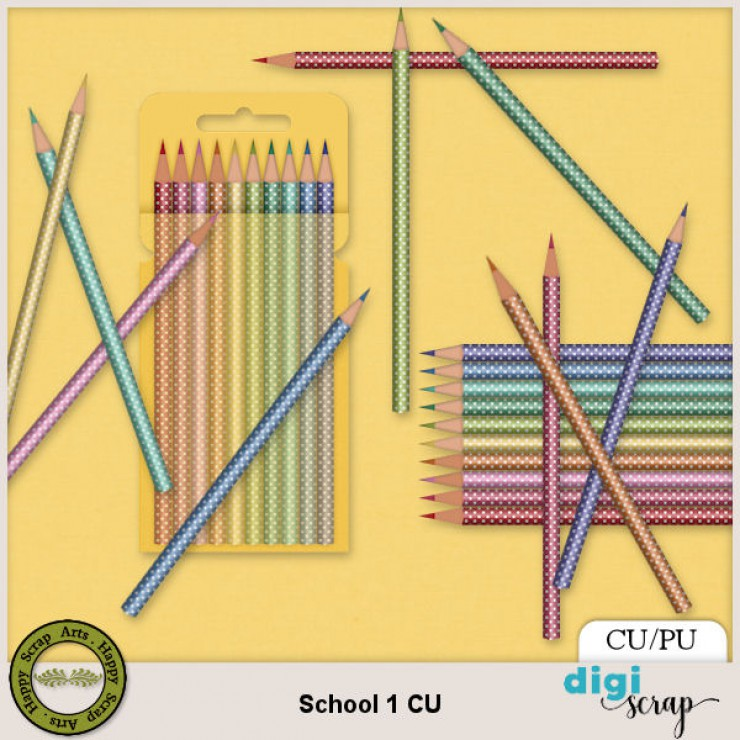 School 1 elements CU