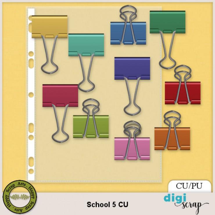 School 5 elements CU