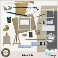 School 6 mini kit CU