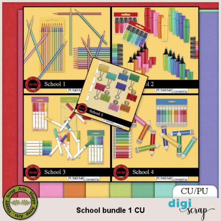 School bundle CU