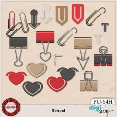School clips
