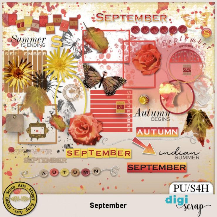September kit