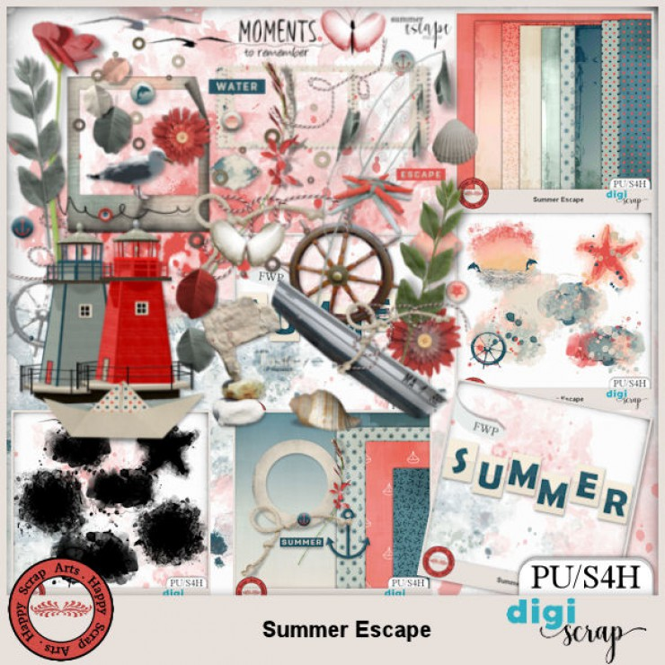 Summer Escape bundle