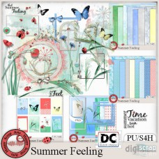 Summer Feeling bundle