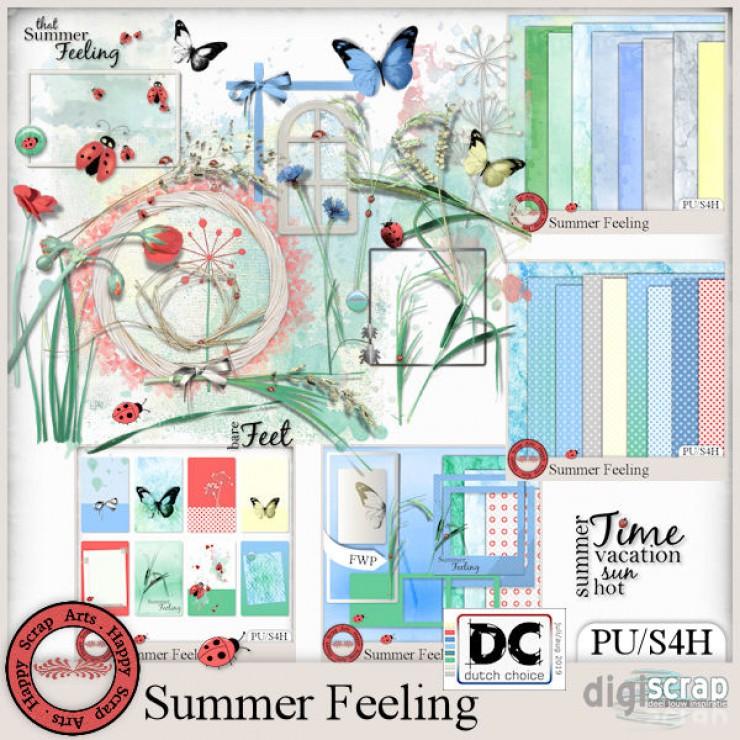 Summer Feeling bundle