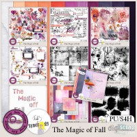 The Magic of Fall bundle
