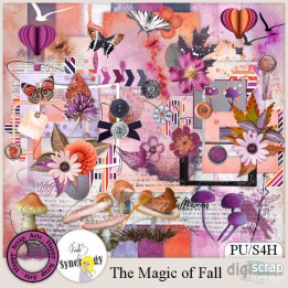 The Magic of Fall kit