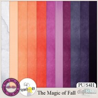 The Magic of Fall solids