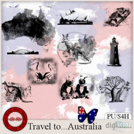 Travel to Australia accents