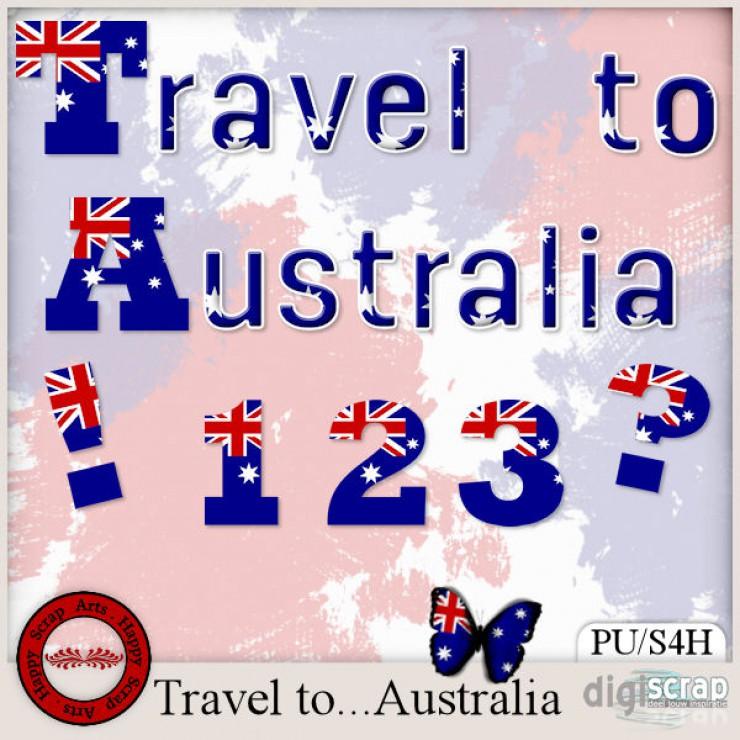 Travel to Australia alpha
