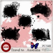 Travel to Australia masks