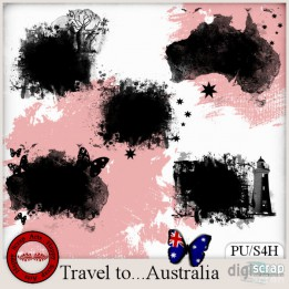 Travel to Australia masks