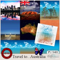 Travel to Australia papers add on