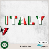 Travel to Italy Alpha