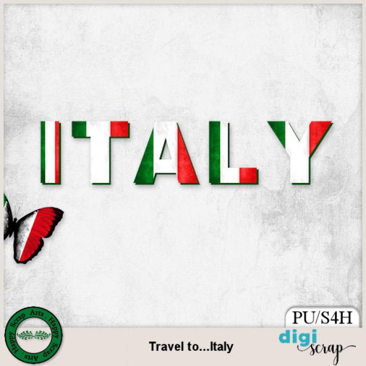 Travel to Italy Alpha
