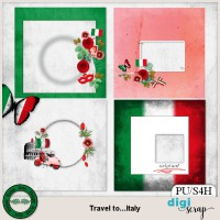 Travel to Italy quickpages