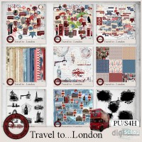 Travel to London bundle